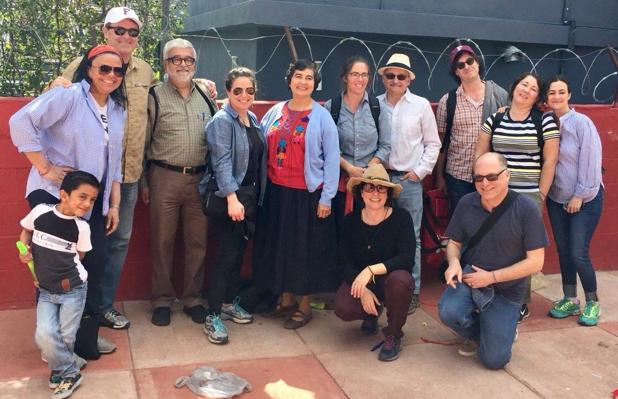 Fordham in Nogales 2019